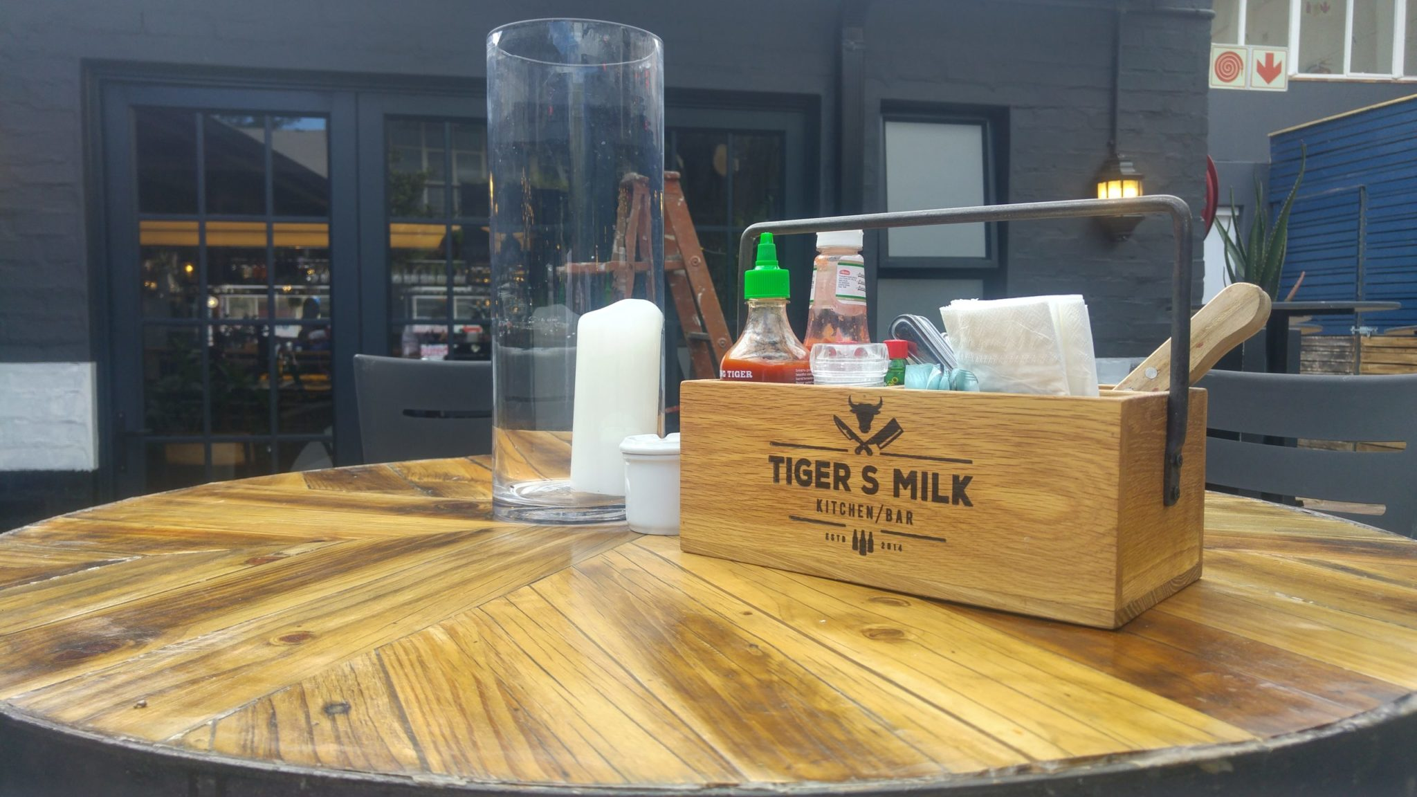 Tiger's Milk rides wave of success with another new branch, this time in the GPOKCID