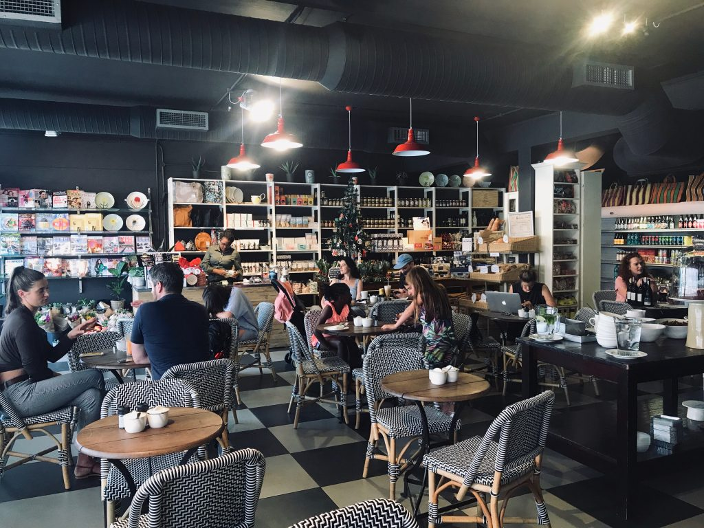 Coziest coffee shops to visit this Autumn in Oranje Kloof.