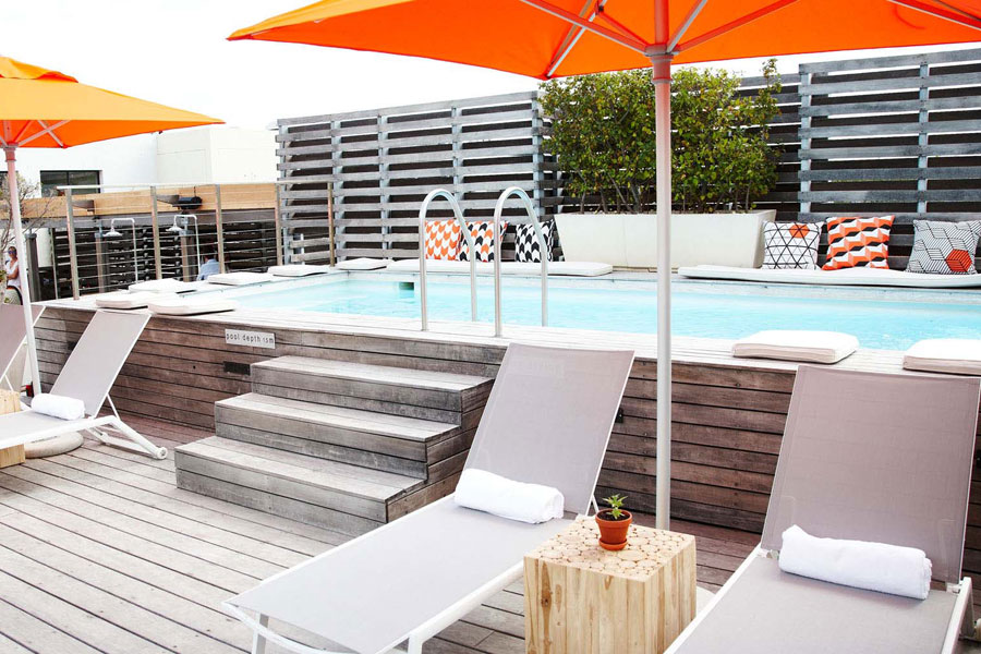 Summer in Green Point: where to go for a drink and a dip in the pool