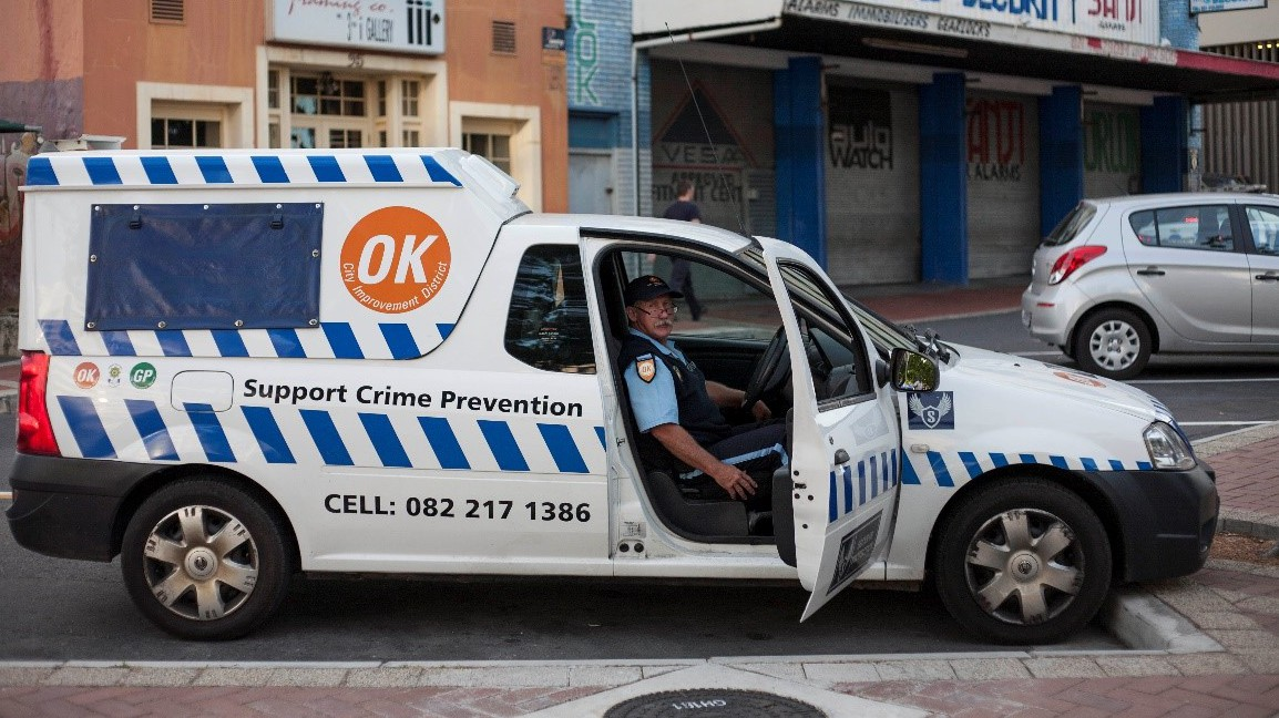 7 ARRESTS IN GREEN POINT AND ORANJE-KLOOF IN OCTOBER