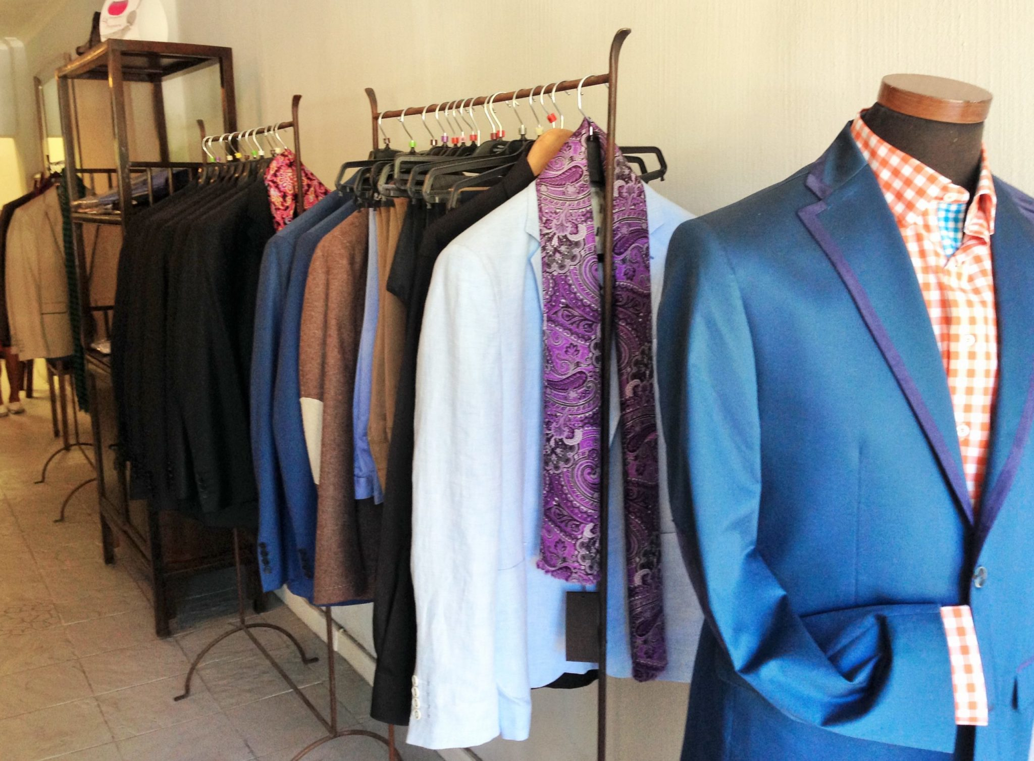 The Tailor Shop – excellence in every stitch