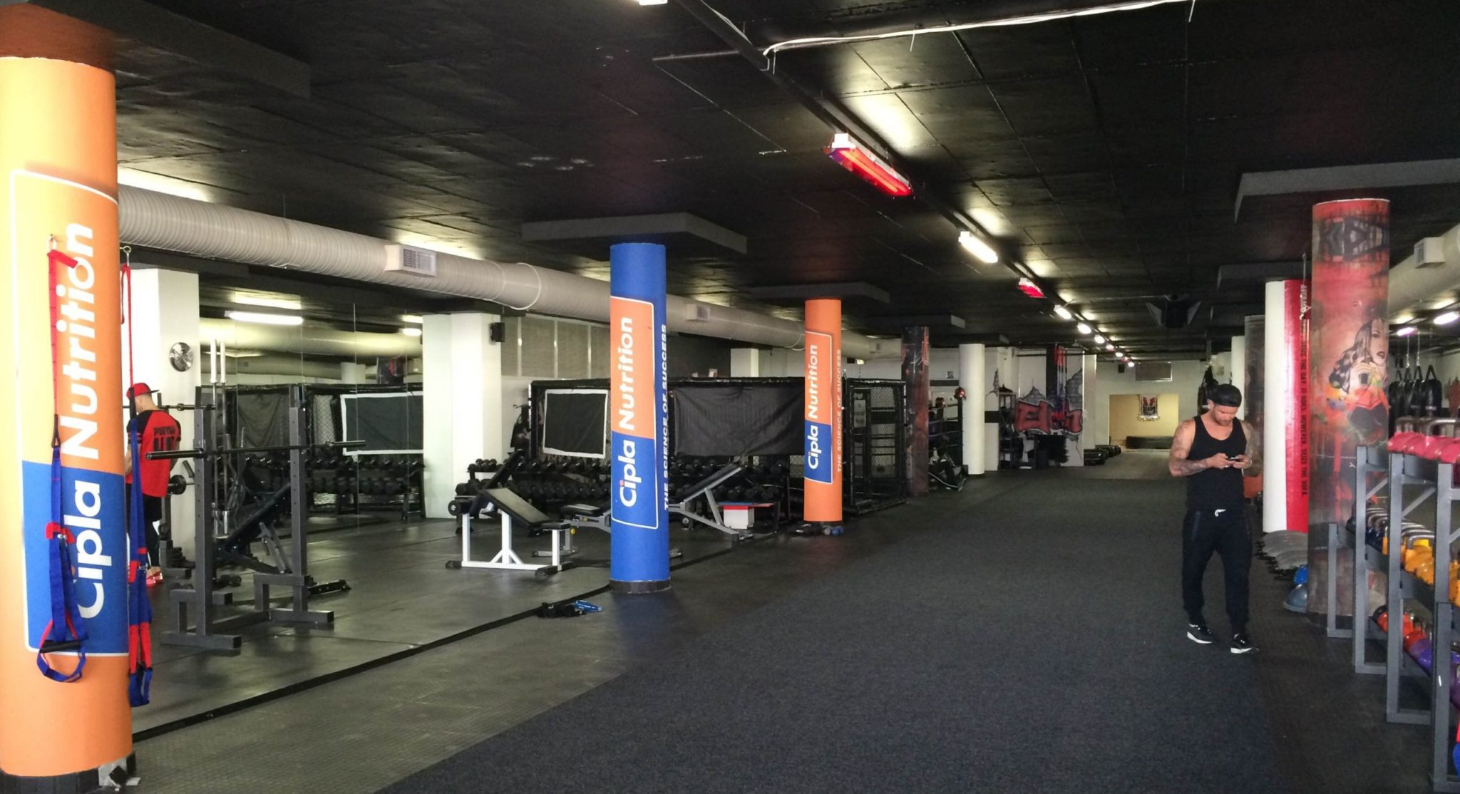 OneUp gym opens in Green Point