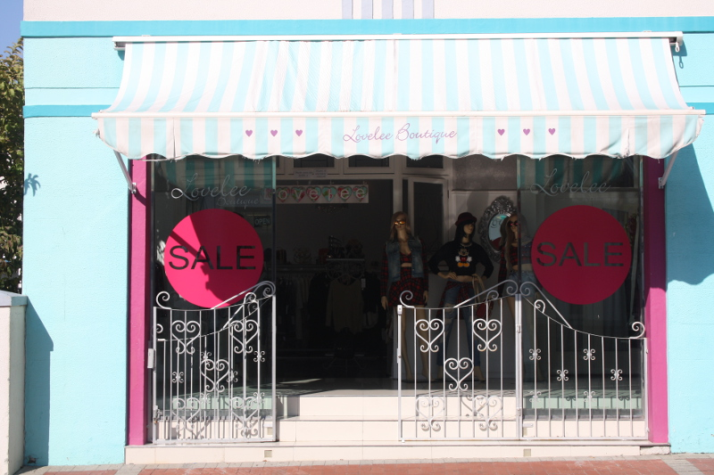 Lovelee boutique on Kloof