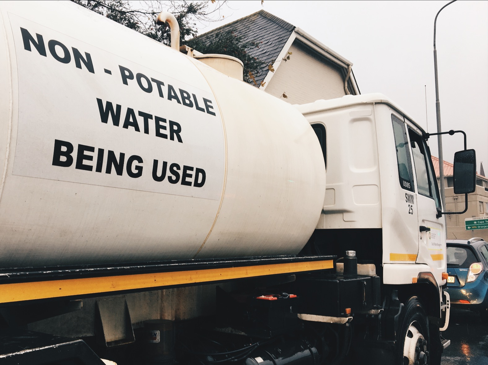 Cape Town desalination plans in progress to help city's drought