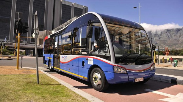 How to get around in Cape Town: MyCiTi