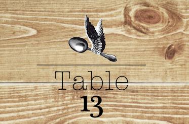Table Thirteen