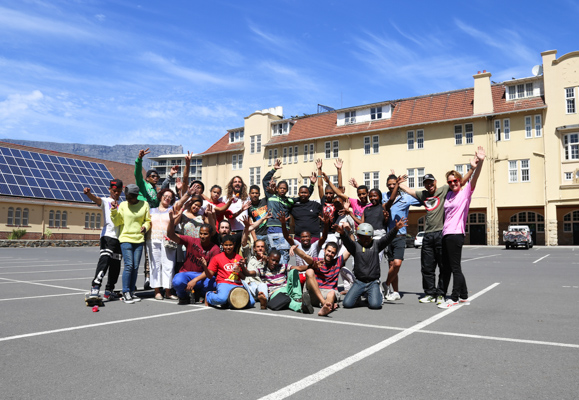 Hope for the city through the Salesian Institute Youth Projects