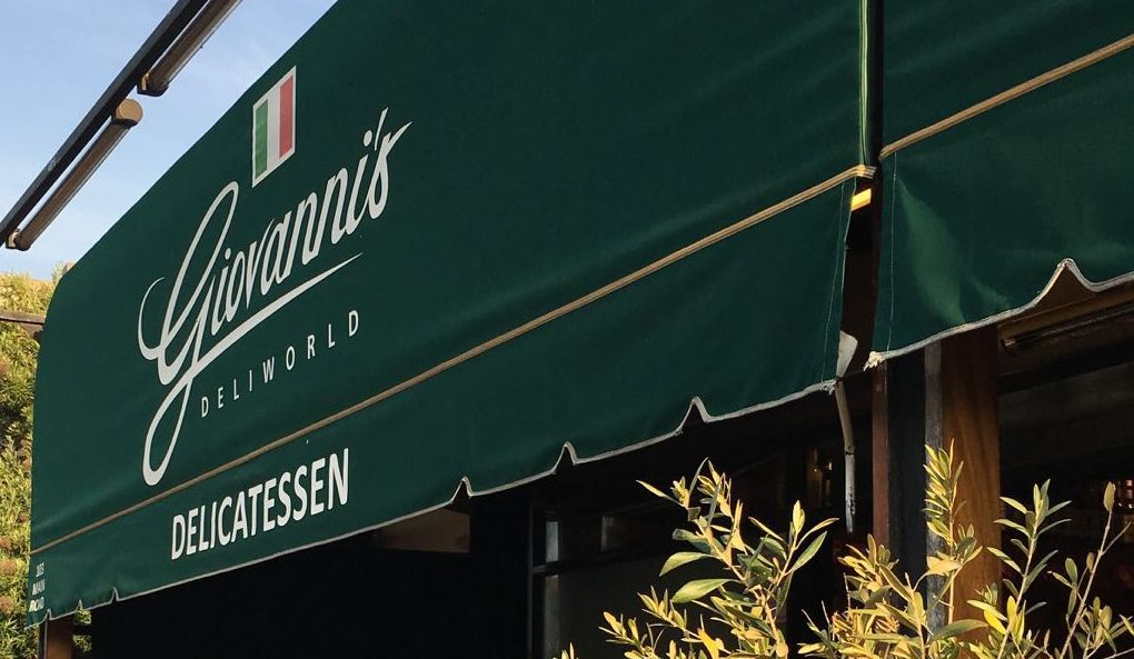 Giovanni's is Cape Town's little Italy