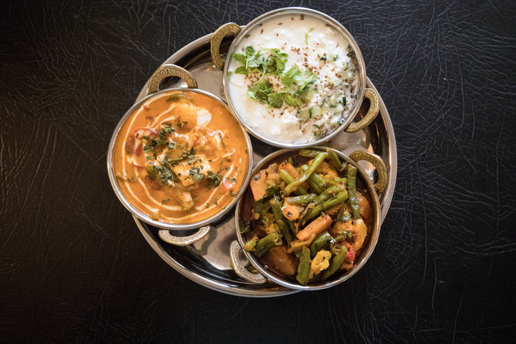 Prashad café – home to the best vegan curry in the business