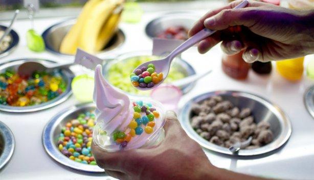 Myog Frozen Yoghurt