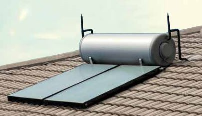 Save with City's accredited solar water heaters