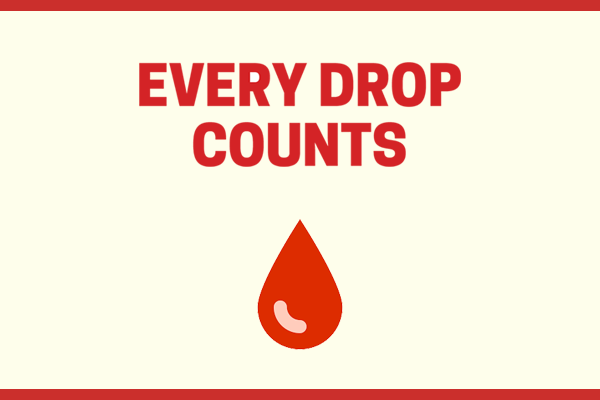 Don't let COVID-19 run our blood banks dry