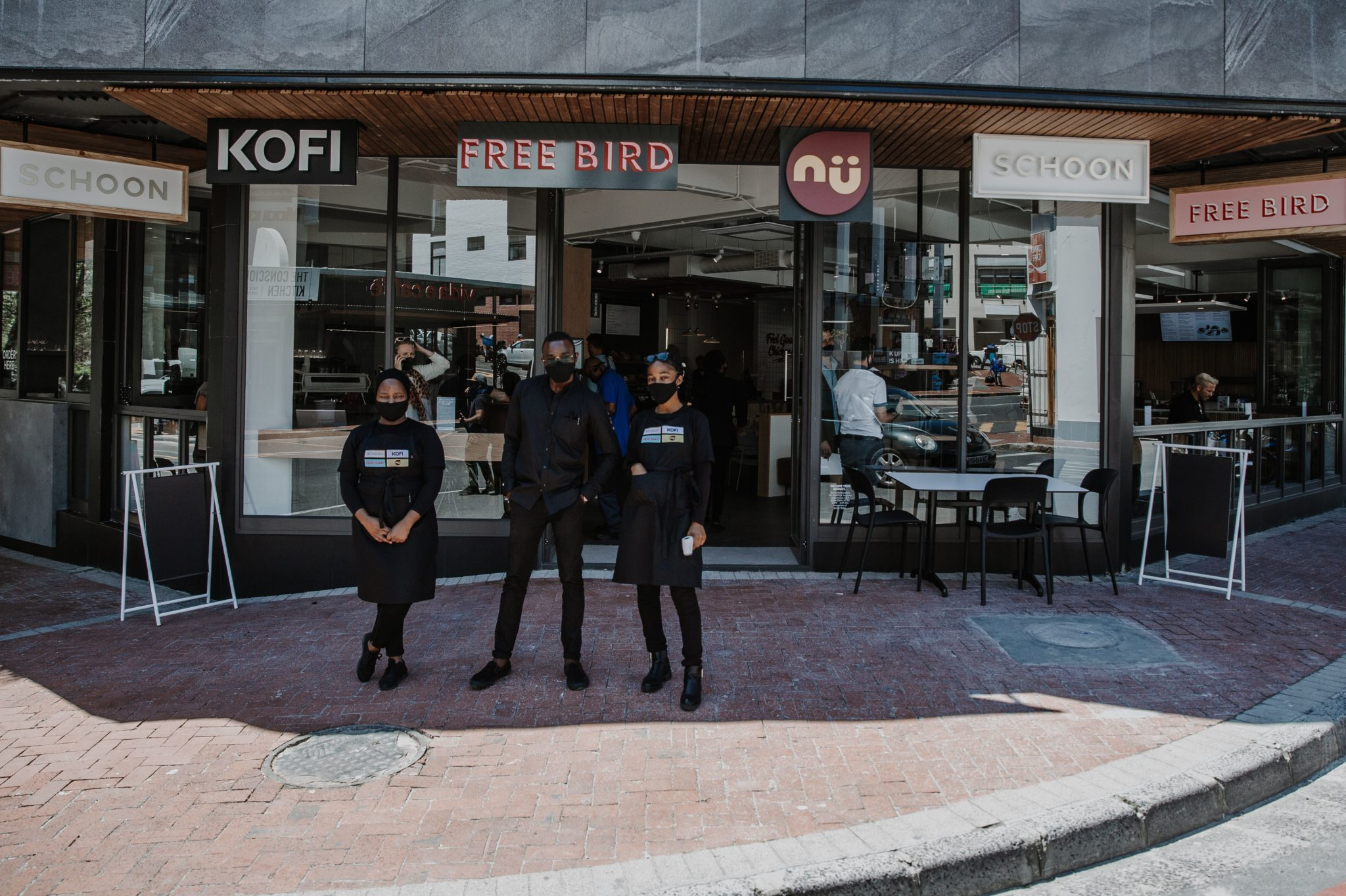 Cape Town's first COVID-friendly food hub is here!
