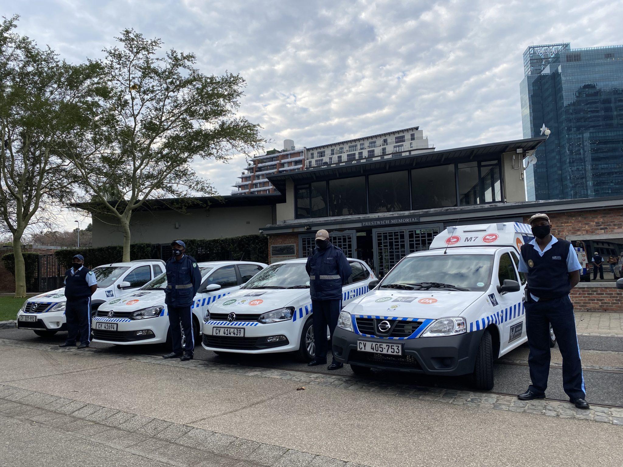 Onward and upward with new patrol vehicles and dedicated senior patrollers
